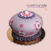 Stephen Beninson addicted by Eliana Cardone - Cartoon Cake Village