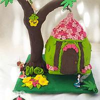 Tinker bill cake