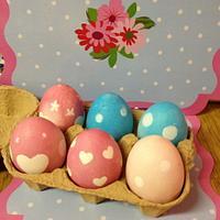 Cake Egg's!!! by Amanda