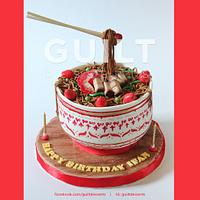Flying Chopsticks Noodle Cake
