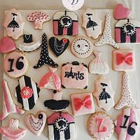 Sweet 16th Birthday_ Paris Theme