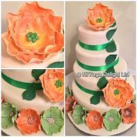 Halloween Treat Cake