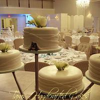 Batman wedding cake by Taras Handcrafted Cakes