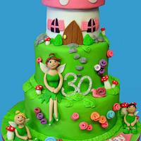 Tinkerbell 30th