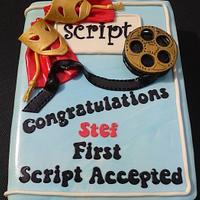 Script cake