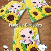 Fairy Sunflowers