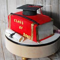 The graduation...