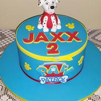 Paw patrol for Jaxx