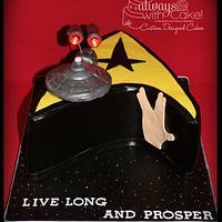 Star Trek Fan by AlwaysWithCake