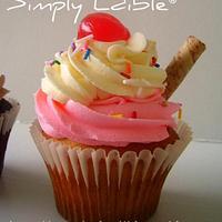 Jumbo Cupcakes