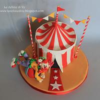 CiRCUS CAKE TOPPER by le delizie di ve