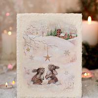 "Сookies ""Rabbit's Christmas"""