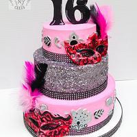 Sweet 16 Masquerade