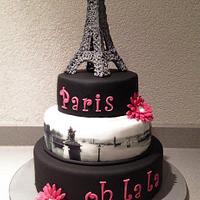 Paris, oh la la