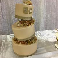 Ivore cake
