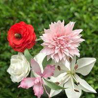 Flores de azúcar 💕