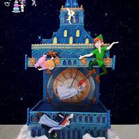 """Peter Pan """"never grow up"""""""