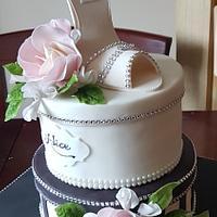 Alice's 21st Cake