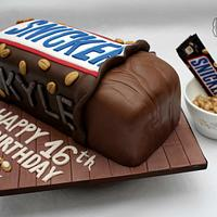 Snickers anyone?..