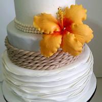 HIBICUS CAKE