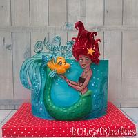 The little mermaid...:)