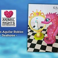 Collab. Animals Right by La Thais Cakes