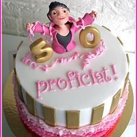 50th birthdaycake