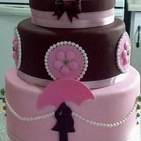Babyshower cake!!!!