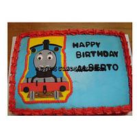 Thomas The Train by BlueFairyConfections