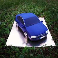 3D Passat cake