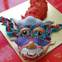 Chinese New Year Dragon - Gong Xi Fa Cai