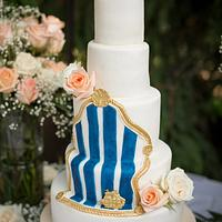 Classic nautical wedding