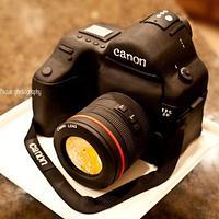 Canon 3D5 camera