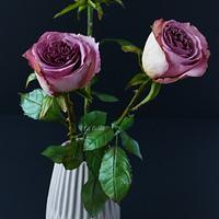 memory lane roses  by LaBella
