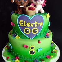 Ty Peluche cake