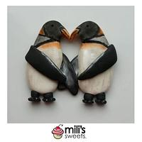 Sweetheart Penguins