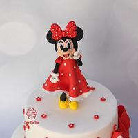 Minnie Mouse (again)
