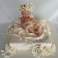 Dressed baby