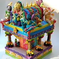 Hindu Temple Sri Lanka Challenge