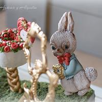 Alice in Wonderland by Verónica Castañón