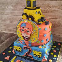 """HAPPY 2ND BIRTHDAY LENNON by June (""""Clarky's Cakes"""")"""
