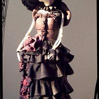 Day of the Dead : Little Catrina