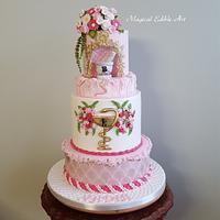 pharmacy cake