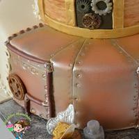 Dual Sided Wedding Cake...
