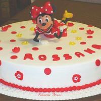 Minnie Cake  by Filomena