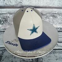 Dallas Cowboys cap