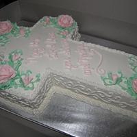 Pink Rose Baptism