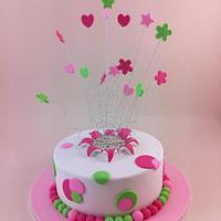 Explosion Rip Cake