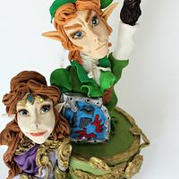 The Legend of Zelda ,Arcade Game Collaboration