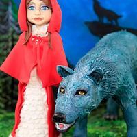 Cappuccetto rosso Children's Classic book Sweet Collaboration